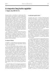 arthrosis osteoporosis ízületi kezelés ízületi vitamin-kiegészítők