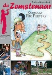 RIK PEETERS - De Zemstenaar