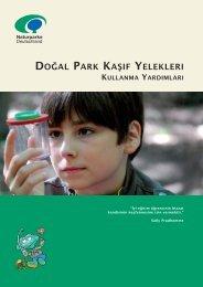 doğal park kaşıf yeleklerı kullanma yardımları - VDN