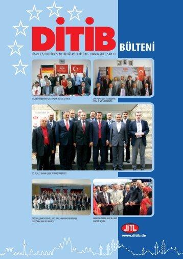 BÜLTENİ - Ditib