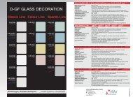 D-GF GLASS DECORATION -