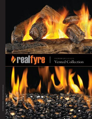 Vented Collection - buchananfireplace