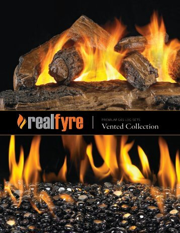 Real Fyre Catalog - RH Peterson Co.