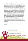 ANNE VE BABALAR - Stiftung Zuhören - Page 6