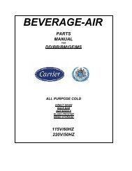 Beverage Air 305-059C Condensor Coil 5-5//16x7-7//8x4