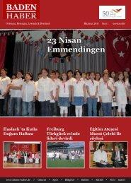 Freiburg Türkgücü evinde lideri devirdi - Baden Haber