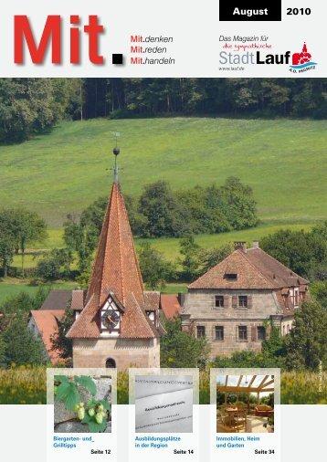 Immobilien, Heim und Garten - Mitteilungsblatt