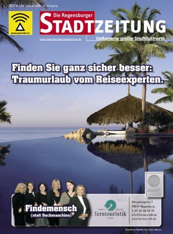 Download gesamte Ausgabe (PDF, 6905 kb) - Regensburger ...