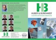 HUBER & BURKHARDT