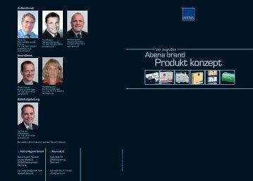 Produkt konzept