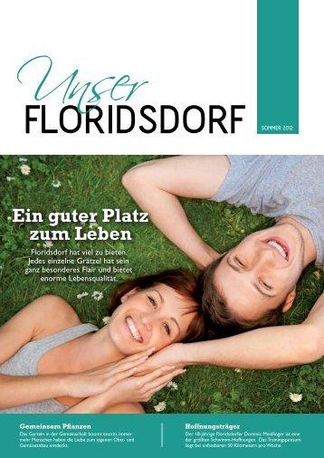 Unser Floridsdorf – Ausgabe 1
