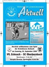 Umbruch_VfLAktuell_04_08/09 - VfL Ecknach
