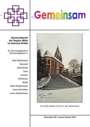 2011-4-ausgabe-dez-11-feb-12 - Evangelische Kirchengemeinde ...
