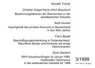 Christian Dreger/Hans-Ulrich Brautzsch Ruth Grunert Franz Barjak ...