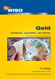 Geld - Buhl Replication Service GmbH