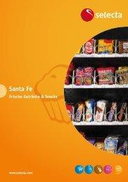 Prospekt Santa Fe - Selecta Deutschland GmbH