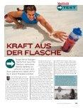 KRAFT AUS DER FLASCHE - Men's Health - Seite 2