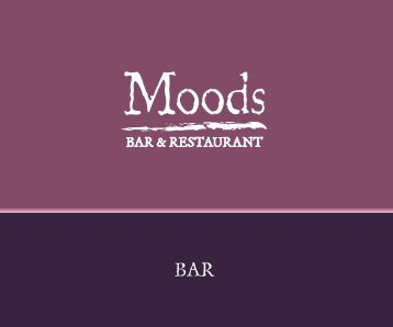 BAR & RESTAURANT - Moods in Heidelberg