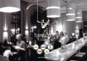 Unsere Getränkekarte als PDF-Datei - Turnhalle.com
