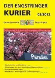 KURIER - Engstringer Kurie