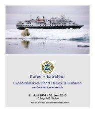 Kurier - Extratour - Gullivers