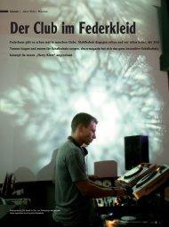 Dr Club im Federklein - Harry Klein