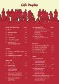 Speisekarte - Cafe Peoples - Seite 3