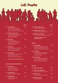 Speisekarte - Cafe Peoples - Seite 4