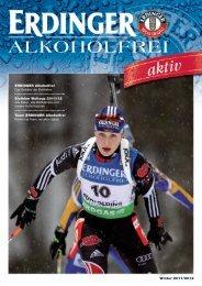 Winter 2011/2012 - Erdinger Alkoholfrei