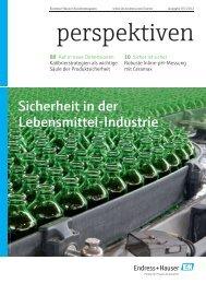 Online blättern (PDF 3,53 MB) - Endress+Hauser