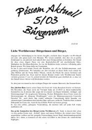 05/2003 - Bürgerverein Werthhoven 1985 eV