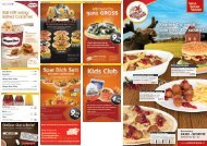 20120223 hauptflyer-märz-brandenburg.indd - World of Pizza