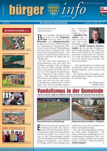 02/2007 Nr. 14 - Gemeinde Kramsach