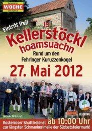 Pdf Kellerstöckl hoamsuachn Programm 2012 - Viehhandel
