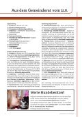 Gemeindezeitung vom August 2012 - Blumau Neurißhof - Page 2