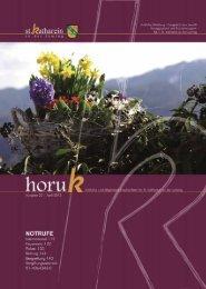 HORUK Ausgabe 23 - Gemeinde St. Katharein an der Laming