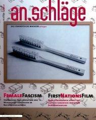 Juli/August 2008 (PDF) - an.schläge