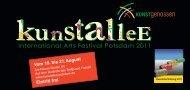 Download Künstlerkatalog - kunstallee Potsdam