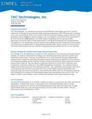 Heliotrope Technologies, Inc. - NREL Industry Growth Forum