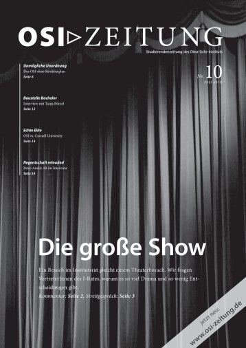 PDF-Download - OSI-Zeitung
