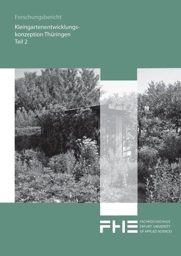Regionalverband Jena/Saale-Holzland-Kreis der Kleingärtner eV