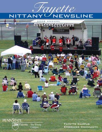 nittany newsline - Penn State Fayette - Pennsylvania State University