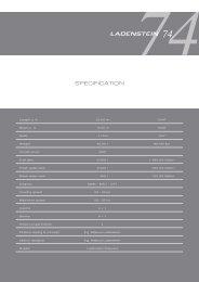detailed specifications.pdf - Ladenstein