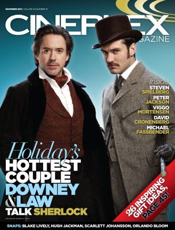 Cineplex Magazine December2011
