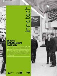 Innotech 02/2010 - Innovationspark Wuhlheide Köpenick