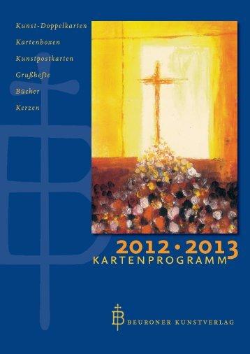 Kunst-Doppelkarten - Beuroner Kunstverlag