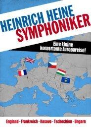 Programm Musik Herbst 2011 - Heinrich-Heine-Symphonikern