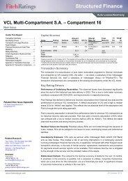 ABS / Germany - True Sale International GmbH
