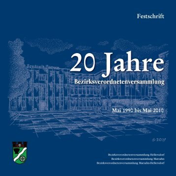 20 Jahre Bezirksverordnetenversammlung - Norbert Eyck