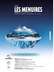 Download (pdf 4,3 Mo) - Les Menuires